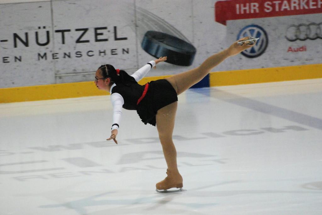 Erfolgreiche Eiskunstläufer In Bayreuth