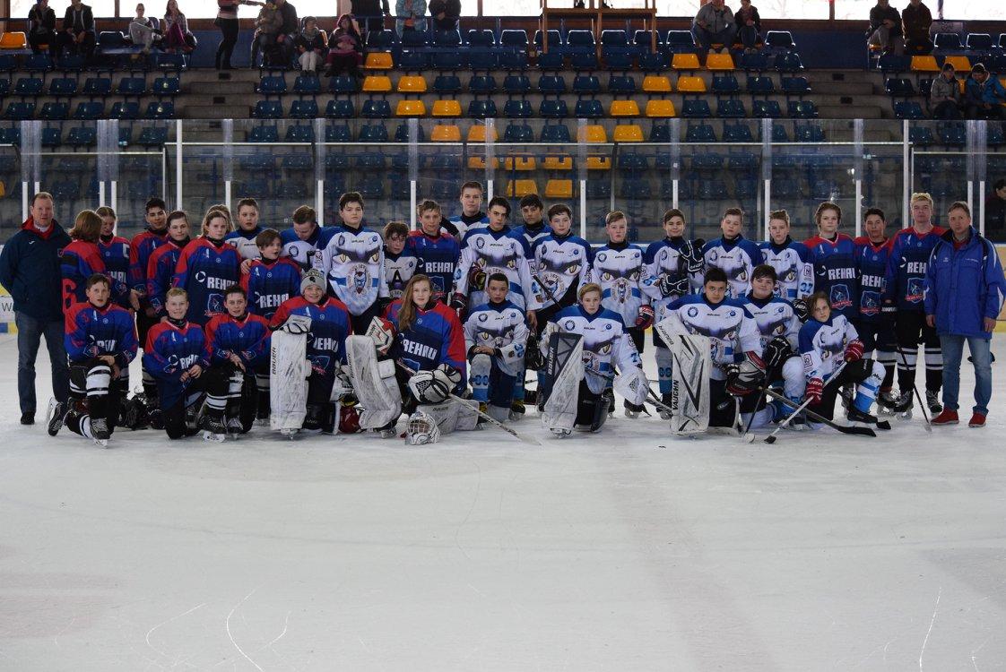 "VER Selb U14 Turniersieger ""Rumble on Ice"""