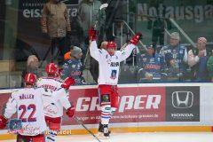 20.01.2019 EV Lindau Islanders vs. Selber Woelfe