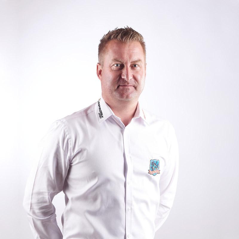 Teamarzt Jan-Felix Buchmann