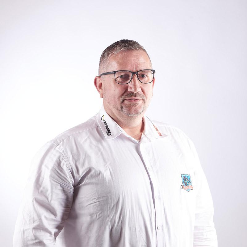 Teamarzt Tom Kieke