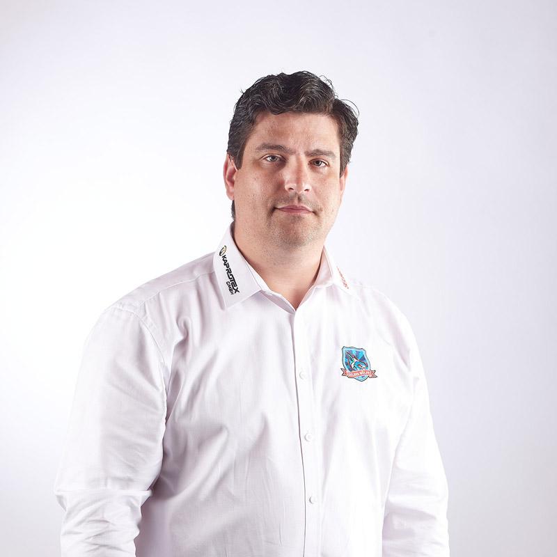Teamarzt Dr. Christian Poersch