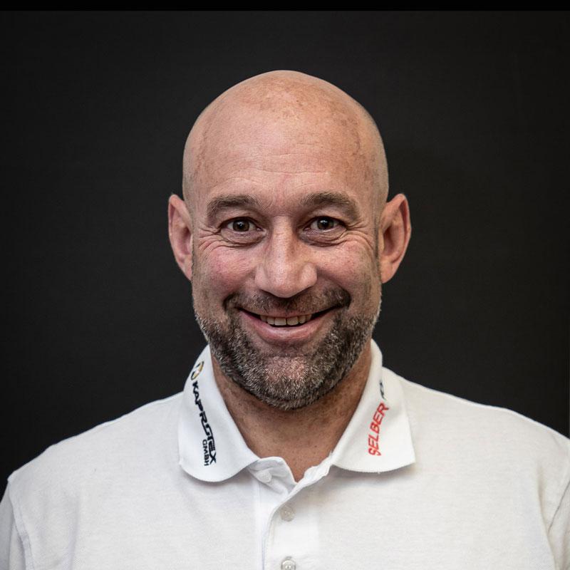Trainer Herbert Hohenberger