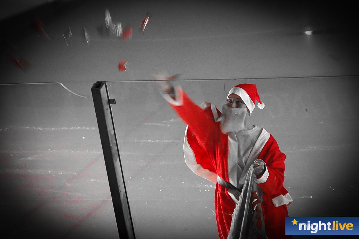 Der VER Selb E.V. Wünscht Allen Fans Und Freunden Frohe Weihnachten