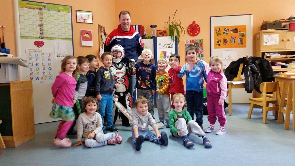 """Der Nachwuchs Von Heute Ist Die Zukunft Von Morgen – Aktion """"Kindergartenbesuche"""" Ein  Voller Erfolg"""