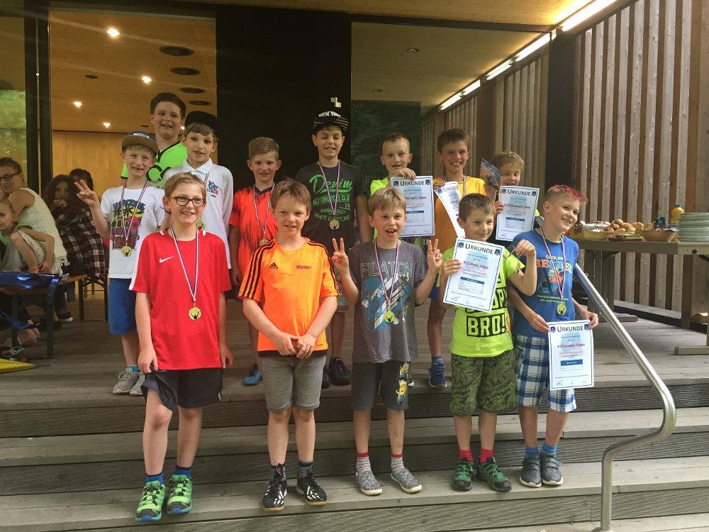 Abschlussfeier Der Selber Kleinstschüler Für Die Saison 2016/2017