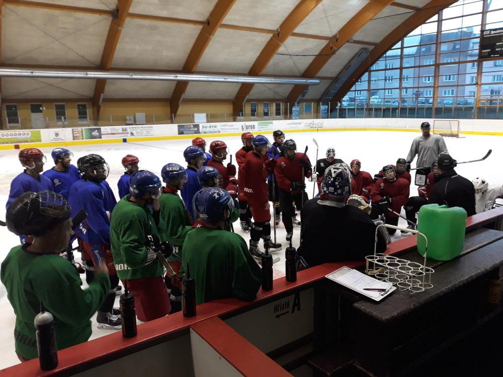 VER Selb Oberliga Team Und 1b – Mannschaft Trainingsauftakt In Tschechien