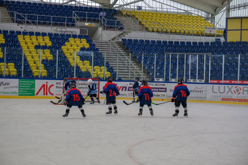 Teilnahme Am U-10 Neujahrsturnier In Chemnitz