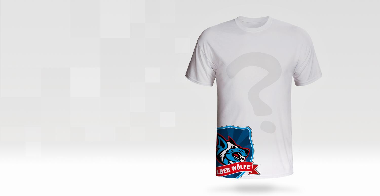 Fan-Shirt Design Wettbewerb