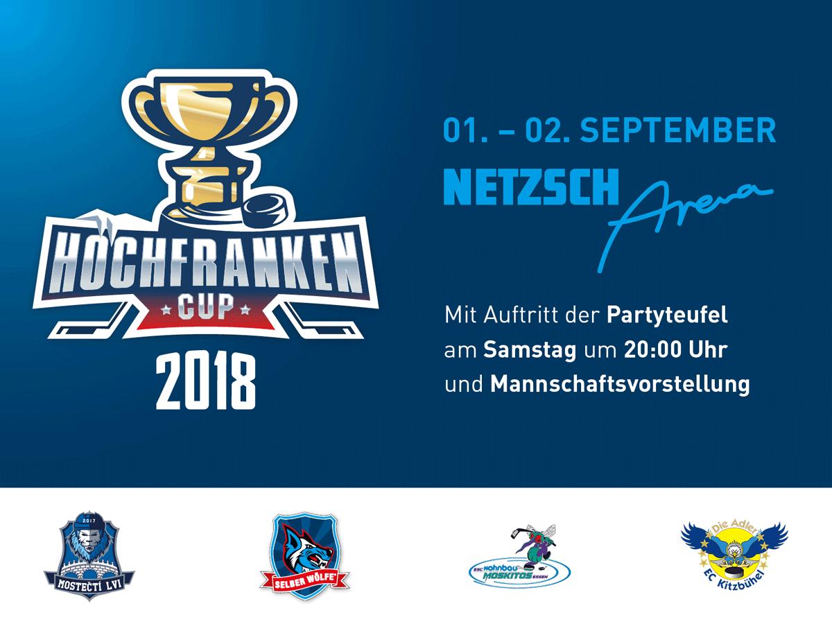 Hochfrankencup Am 01.09. + 02.09.2018