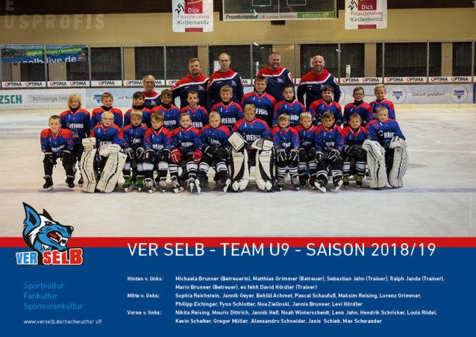U9 Eishockeyturnier – NETZSCH-Cup Als Highlight Zum Saisonauftakt
