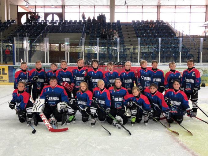 Selber Wölfe U-11 Mannschaft Mit Erstem Punkteturnier In Weiden