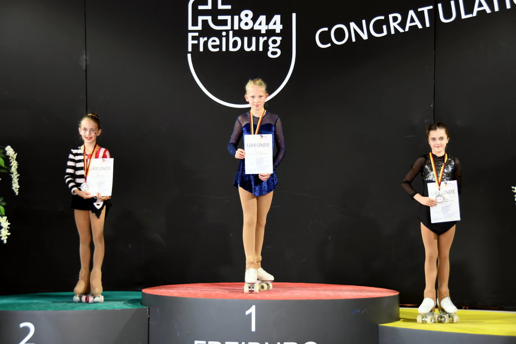 Rebecca Schmidt Gewinnt Deutschen Nachwuchspokal