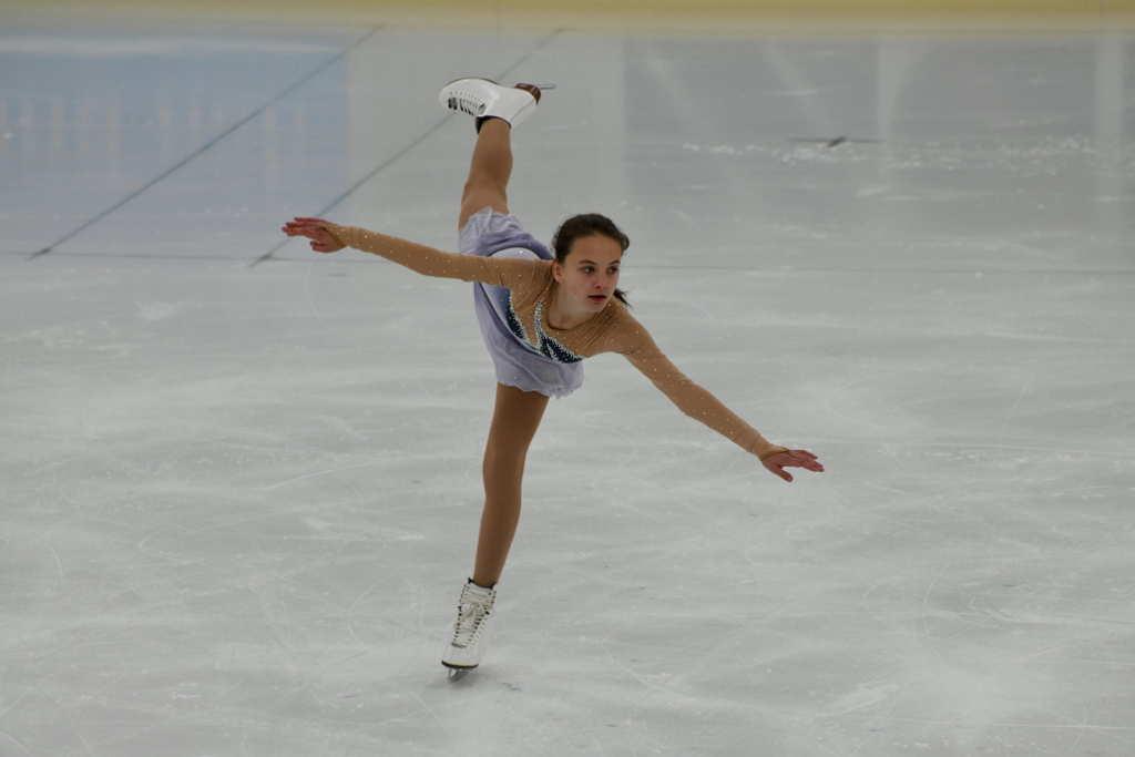 Eiskunstläuferinnen Feiern Erfolge In Bayreuth