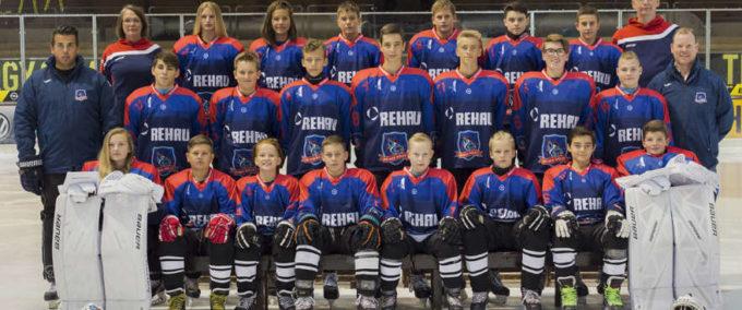 Sieg Der U15-Mannschaft In Haßfurt