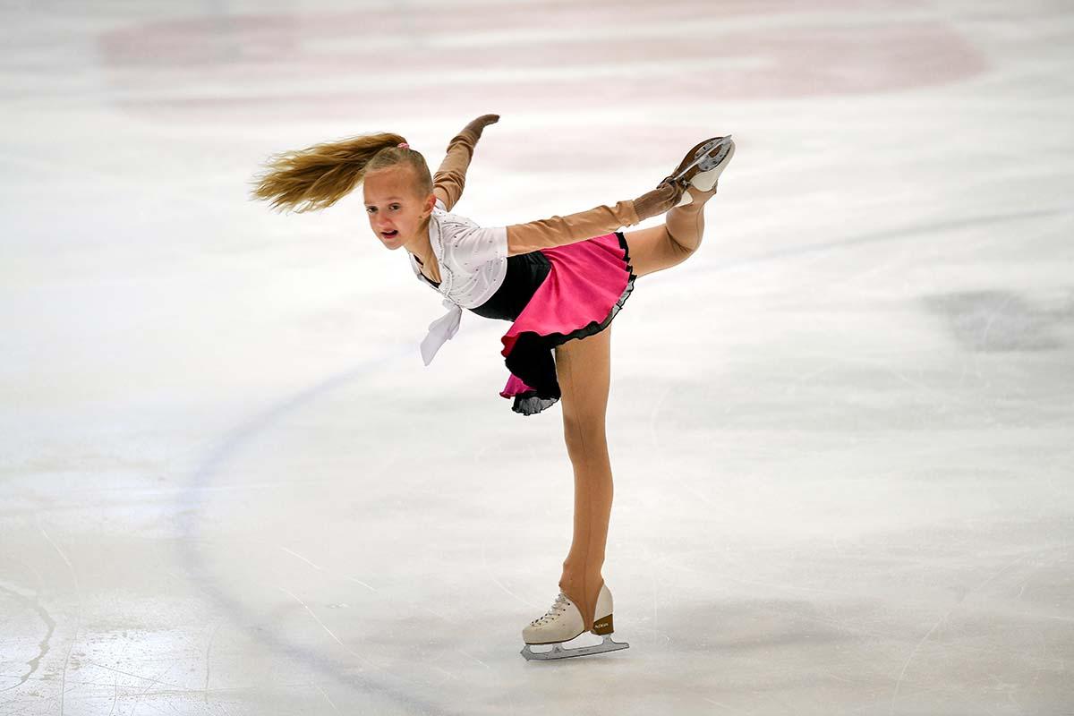 Selber Eiskunstlaufpokal Wieder Ein Erfolg