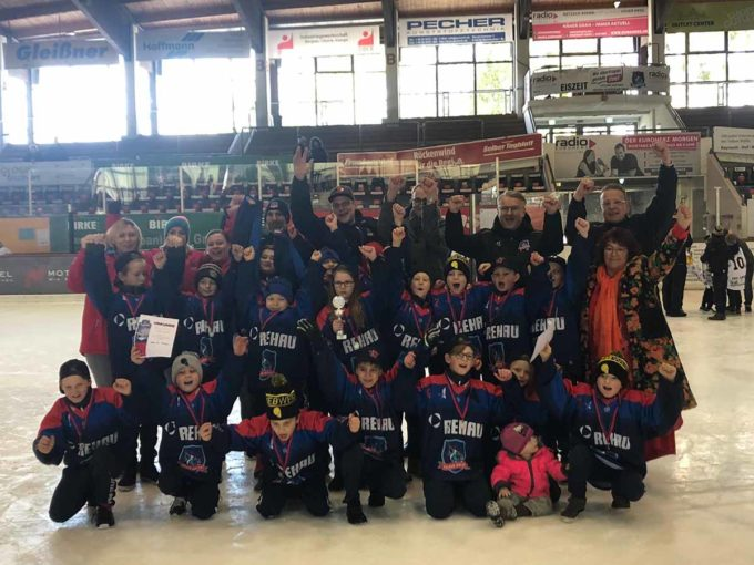REHAU-CUP Der Kleinschüler,  Wieder Ein Einmaliges Erlebnis