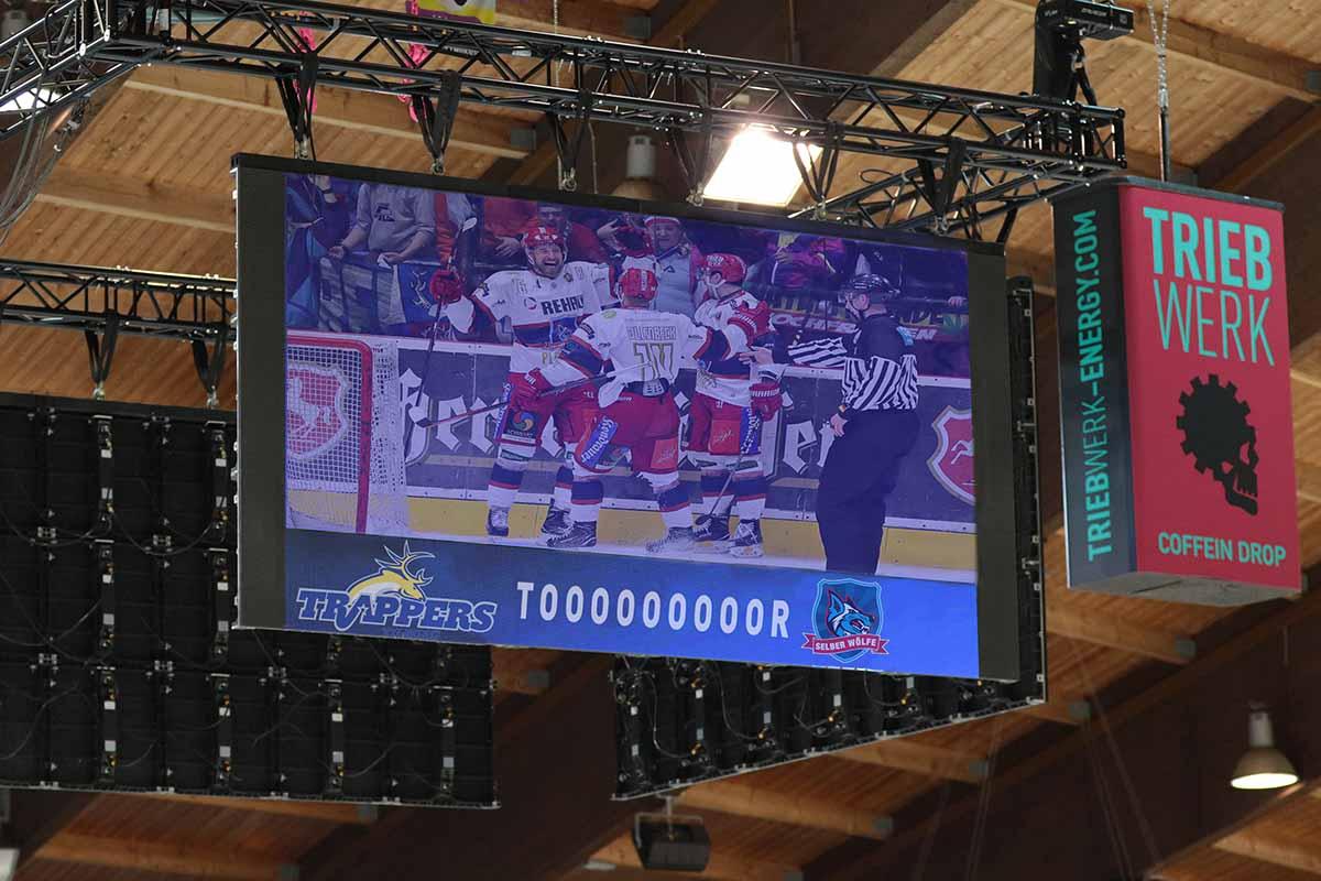 Public Viewing In Der NETZSCH-Arena