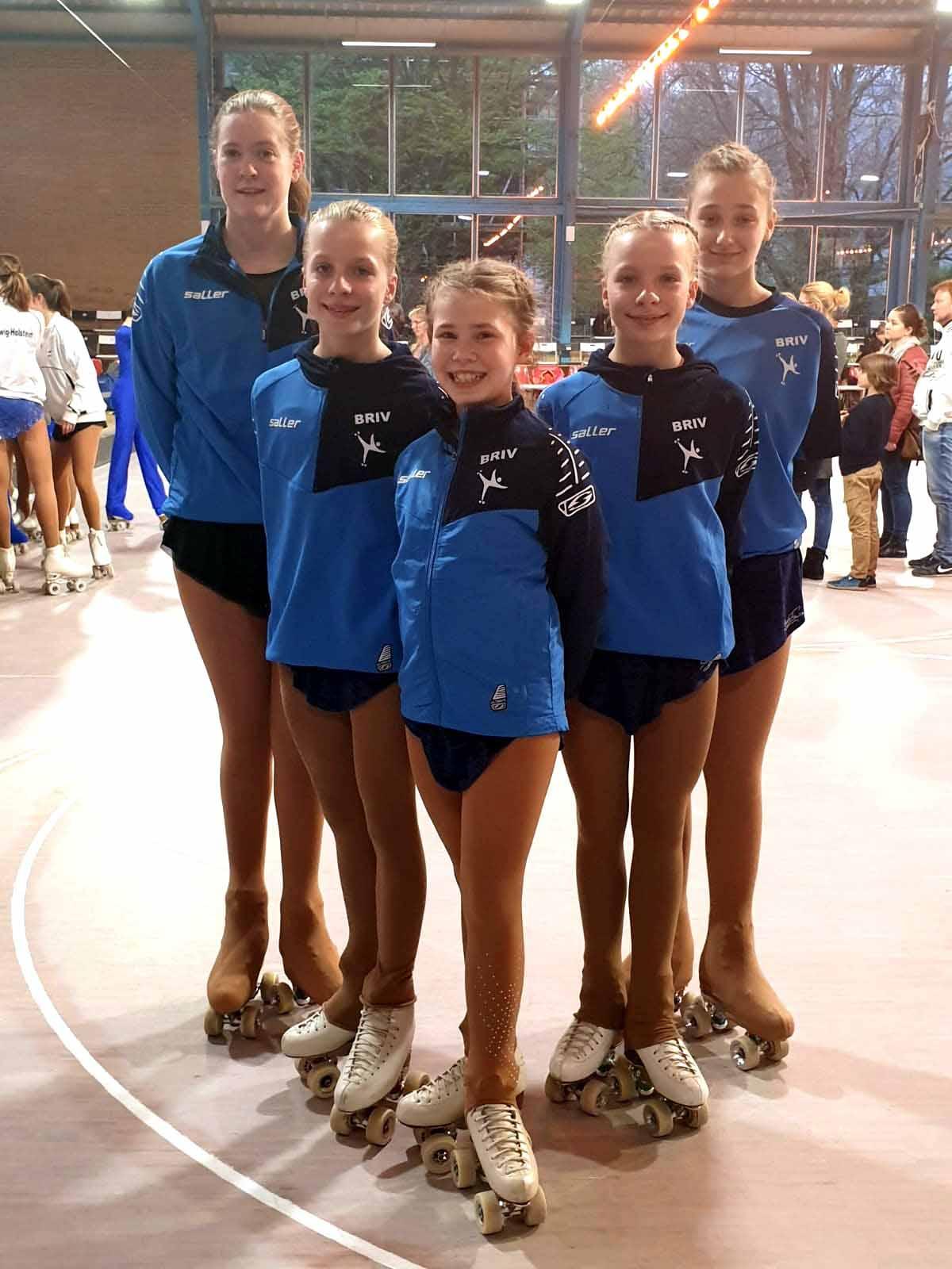 Achtbare Leistungen Bei Den Deutschen Meisterschaften