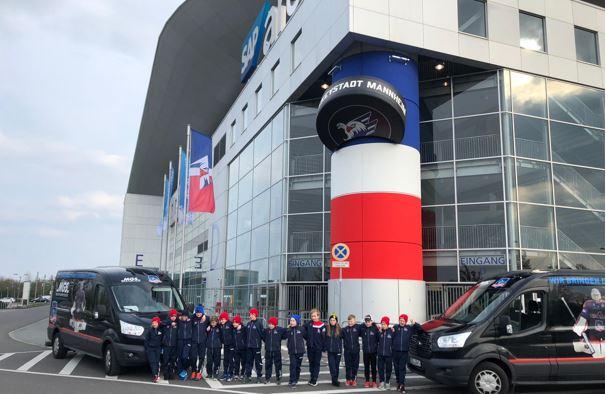 Das Beste Zum Schluss – U11 Zu Gast Bei Den Jungadlern Mannheim