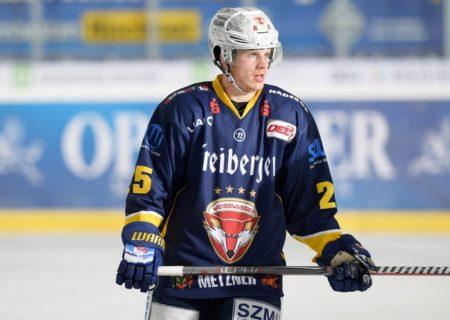 Steven Bär Wechselt Nach über 300-DEL2-Partien Zu Den Wölfen