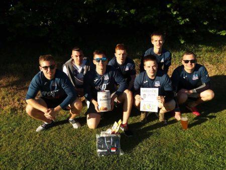 VER Selb U20-Team Beim Faustball-Turnier In Längenau