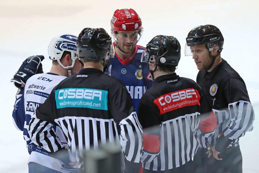 Regeländerungen Zur Kommenden Eishockeysaison
