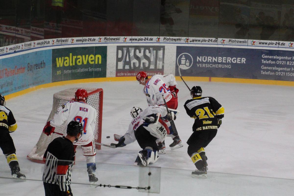 Oberfrankenderby In Der NETZSCH-Arena
