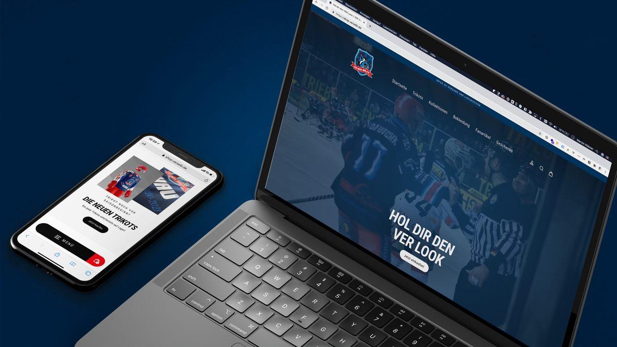 Online-Fanshop Geht An Den Start