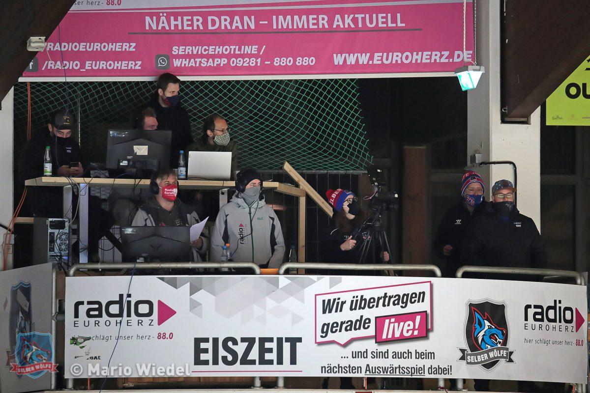 Sprade-TV Zieht In Die NETZSCH-Arena Ein