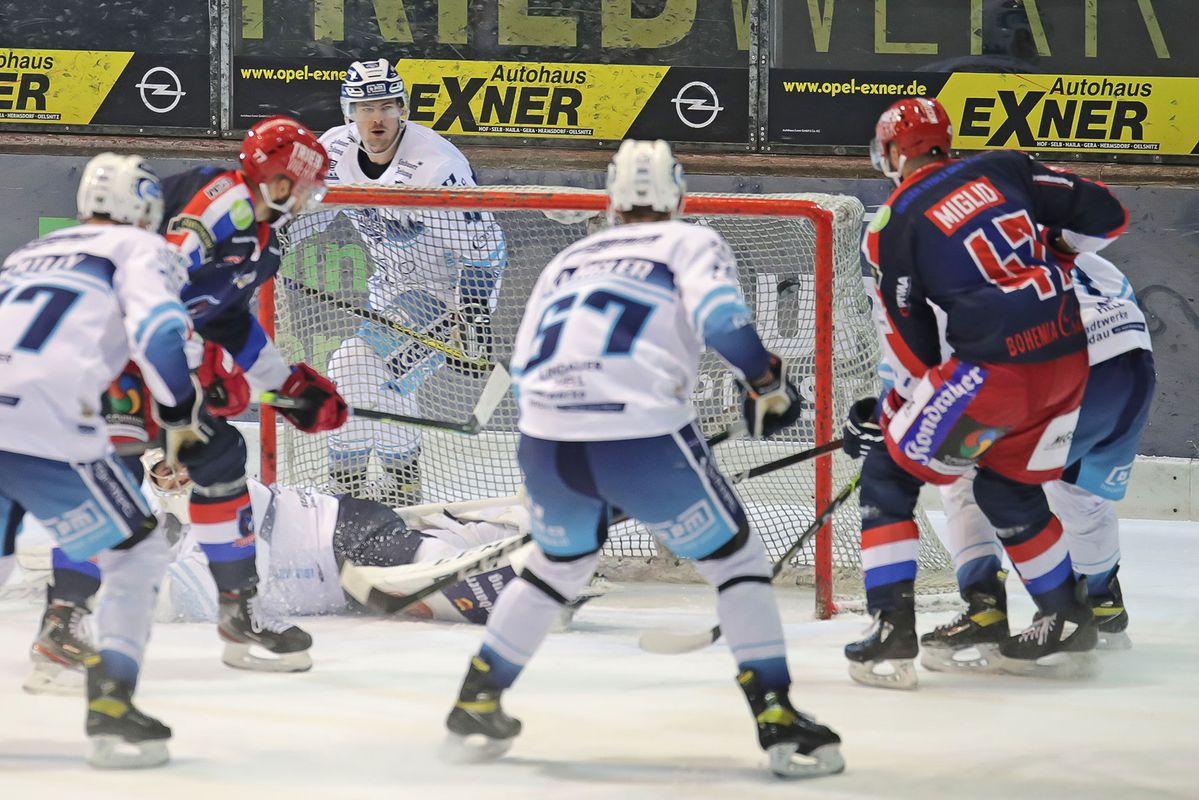 Viertelfinalserie Gegen Die Lindau Islanders