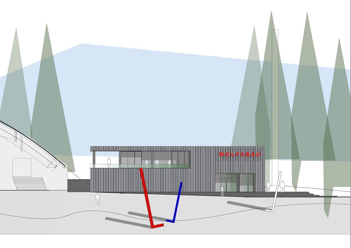 Baustart Für Erweiterung Netzsch-Arena: